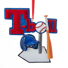 Kurt Adler T-Ball Ornament #W8381