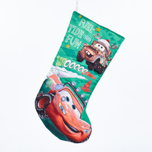 Kurt Adler Cars 3 Stocking #DN7173