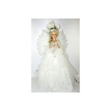 32in Animated & Musical Fiber Optic Angel #46009320000