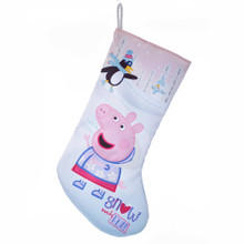 Kurt Adler Peppa Pig Stocking #PA7181