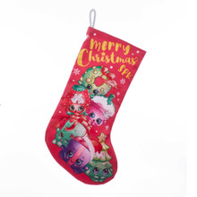 Kurt Adler Shopkins Stocking #SH7182