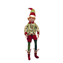Floridus Design 24in Eli the Elf #XN519300