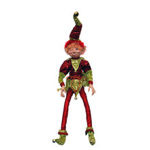 Floridus Design 30in Ginger the Elf #XN706500
