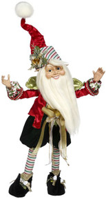 Mark Roberts North Pole Candy Cane Elf #51-85622