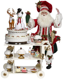 Mark Roberts Sweet Shoppe Santa #51-85746