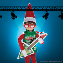 The Elf on the Shelf - Claus Couture North Pole Rock-and-Roll