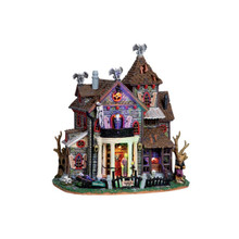 Lemax Village Collection 13 Ghastly Lane #05003