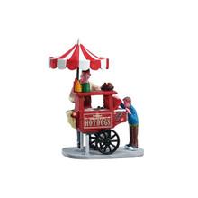 Lemax Village Collection Hot Dog Cart #12932
