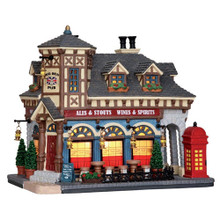 Lemax Village Collection Big Ben Pub #25339