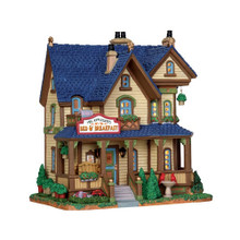 Lemax Village Collection Mrs. Applegate's Bed & Breakfast #25394