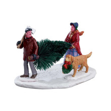 Lemax Village Collection Our First Christmas #33035