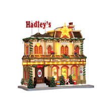 Lemax Village Collection Hadley's Department Store #35496