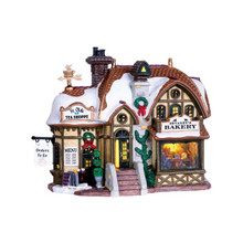 Lemax Village Collection Devaney's Bakery #35793