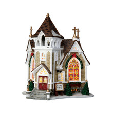 Lemax Village Collection Little River Church #45069