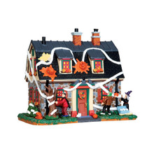 Lemax Village Collection Tricked Out House #45674