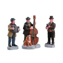 Lemax Village Collection Streetside Trio, Set of 3 #52035
