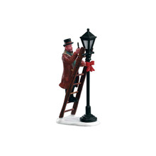 Lemax Village Collection Lamplighter #62327
