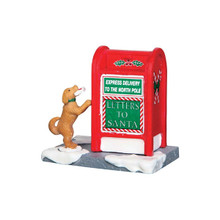 Lemax Village Collection Santa's Mailbox #64073