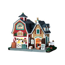 Lemax Village Collection Green Valley Milk #65116