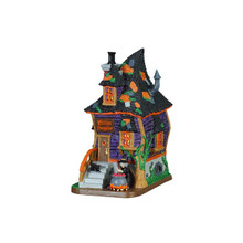 Lemax Village Collection Witches Bungalow #75183