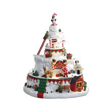 Lemax Village Collection North Pole Tower #84348