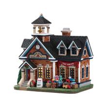 Lemax Village Collection Oak Hill School #85343