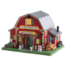 Lemax Village Collection The Buttermilk Café #85388