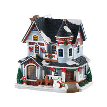 Lemax Village Collection Christmas Residence #85389