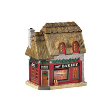 Lemax Village Collection Beaman's Bakery #85416