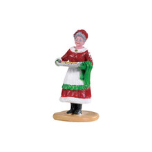 Lemax Village Collection Mrs. Claus Cookies #92759