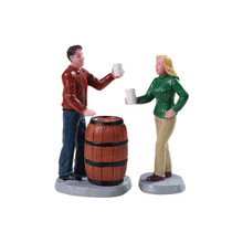 Lemax Village Collection Cheers!, Set of 2 #92769