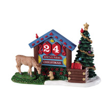 Lemax Village Collection Woodland Countdown #93436
