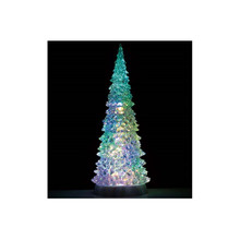 Lemax Village Collection Color Changing Lighted Crystal Tree #94510