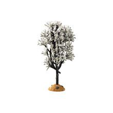 Lemax Village Collection White Hawthorn Tree #94540