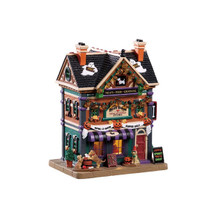 Lemax Village Collection Best Buds Dog Supply Store #95459