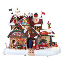 Lemax Village Collection Kringle's Cottage #95462