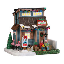 Lemax Village Collection Our Tiny House #95473