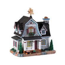 Lemax Village Collection Seawind Cottage #95482