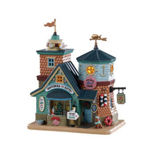 Lemax Village Collection She Sells Sea Shells Gift Shop #95483
