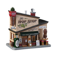 Lemax Village Collection The Hop Stop #95485