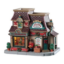 Lemax Village Collection The Nutcracker Nut Shoppe #95493