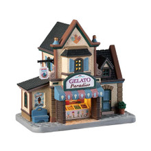 Lemax Village Collection Gelato Paradiso #95494