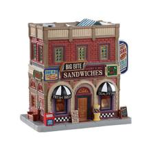 Lemax Village Collection Big Bite Sandwiches #95495