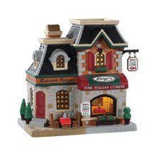 Lemax Village Collection Luigi's Ristorante Italiano #95497
