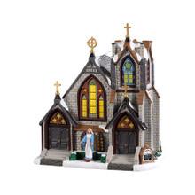 Lemax Village Collection St. Matthew's Church #95506