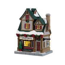 Lemax Village Collection The Secret Santa Christmas Shoppe #95512