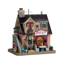 Lemax Village Collection Kathy's Quaint Kitchen #95513