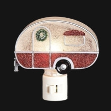 Christmas Trailer Night Light