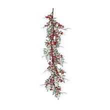 Glitter Berry Twig Garland #MTX59361