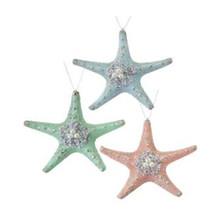 Pearl/Beaded Starfish Ornament #MTX59551